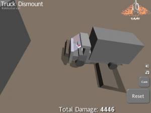 Rekkaturvat (Truck Dismount)