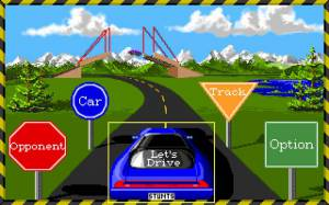 4D-SportsDriving Competition